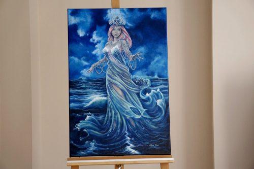 sea queen by Mari Gru